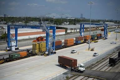 KCS Intermodal Terminal
