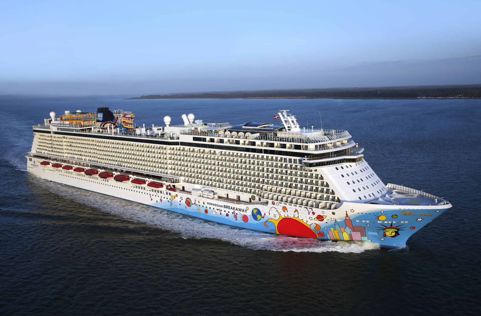 Cruises From New Orleans >> Port Nola Norwegian Cruise Line Announces Newer And Larger Ship To
