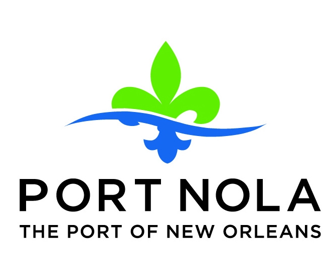 Port of New Orleans Logo Horizontal