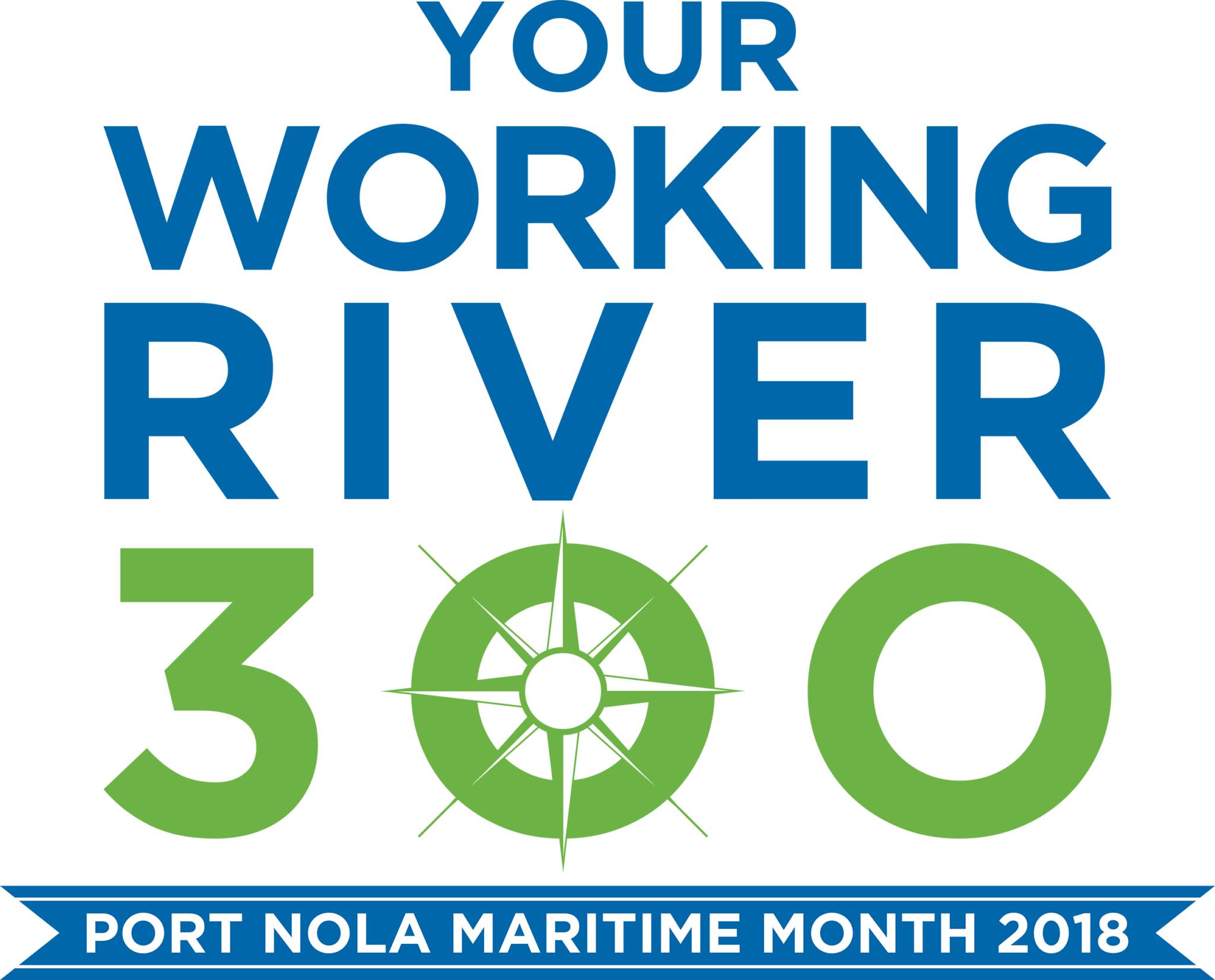 Maritime Month 2018 Logo