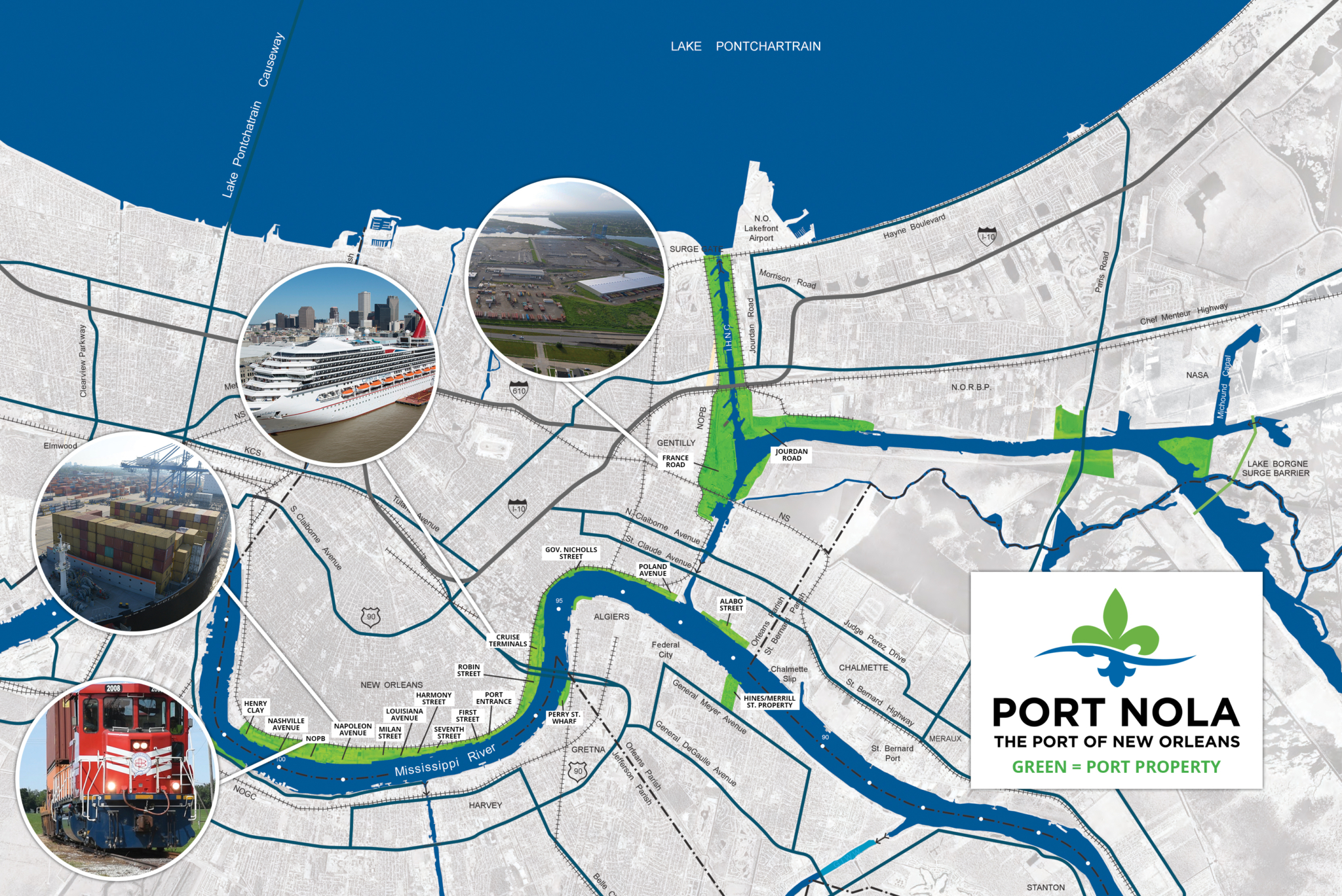 Port Nola 2018 Map Portproperty Web