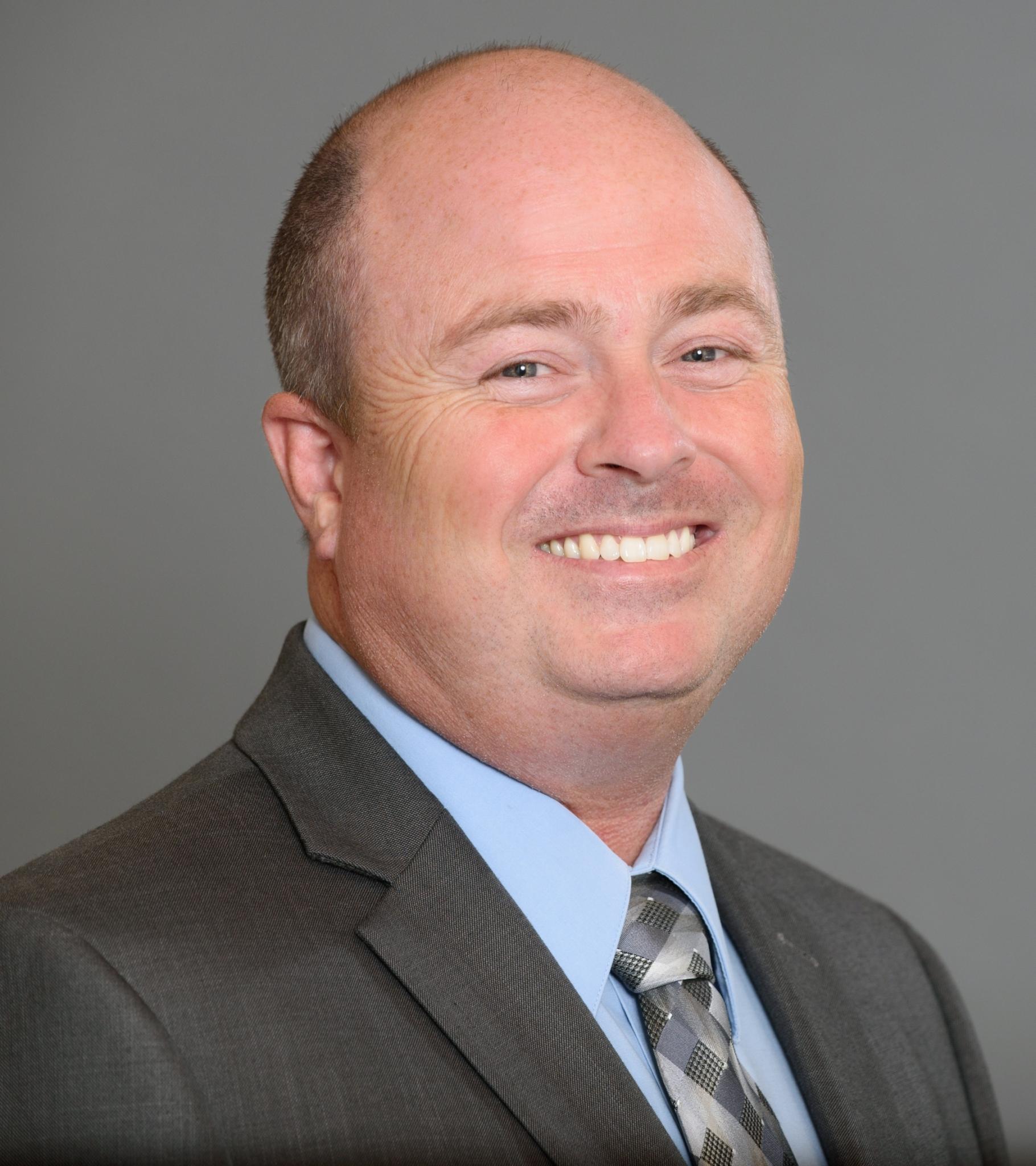 Headshot of Anthony Evett, Director of Engineering